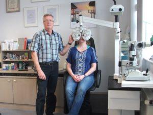 Augenglasbestimmung bei Brille Garbsen