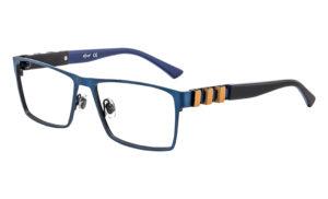 Farbige Brille, langlebig und belastbar